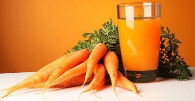 Коктейли из моркови foto