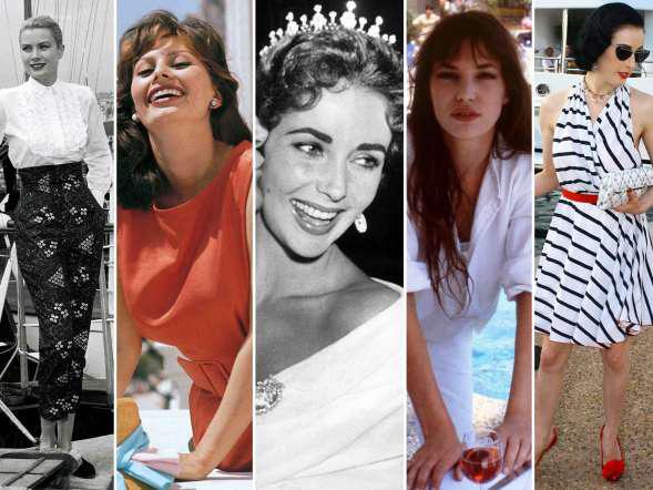 25 легендарных потрясающих нарядов Каннского фестиваля прочно вошли в мировую историю моды..